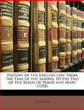 History of the English Law, John Reeves, 114717735X
