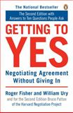 Getting to Yes 2nd Edition
