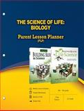 The Science of Life: Biology Parent Lesson Planner, Master Books, 0890517355