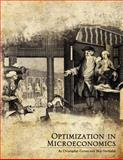 Optimization in Microeconomics, Curran, Christopher and Garibaldi, Skip, 160927735X