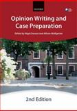 Opinion Writing and Case Preparation, The City Law School, 0199657351