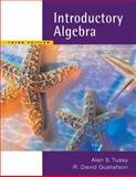 Introductory Algebra, Tussy, Alan S. and Gustafson, R. David, 0534407358