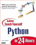 Sams Teach Yourself Python in 24 Hours, Van Laningham, Ivan, 0672317354