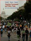 American Government and Politics Today 2007-2008, Schmidt, Steffen W. and Shelley, Mack C., 0495007358