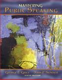 Mastering Public Speaking, Grice, George L. and Skinner, John F., 0205467350