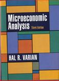 Microeconomic Analysis, Varian, Hal R., 0393957357