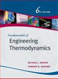 Fundamentals of Engineering Thermodynamics, Borgnakke and Shapiro, Howard N., 0471787353