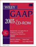 Wiley GAAP 2003 : Interpretation and Application of Generally Accepted Accounting Principles, Delaney, Patrick R., 0471227358