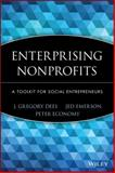Enterprising Nonprofits, J. Gregory Dees and Jed Emerson, 0471397350