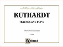 Teacher and Pupil, Adolf Ruthardt, 0757937365