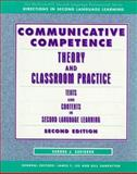 Communicative Competence : Theory and Classroom Practice, Savignon, Sandra J., 0070837368