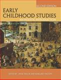 Early Childhood Studies, Woods, Margaret and Taylor, Jayne, 0340887362