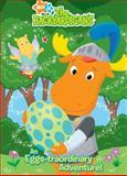 Eggs-Traordinary Adventure, Golden Books, 0375847367