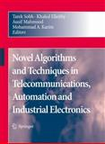 Novel Algorithms and Techniques in Telecommunications, Automation and Industrial Electronics, , 1402087365