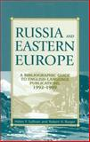 Russia and Eastern Europe, Robert H. Burger and Helen F. Sullivan, 1563087367