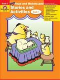 More Read and Understand Stories and Activities, Grade 2, Evan-Moor, 1557997365
