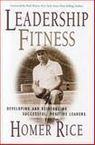 Leadership Fitness, Homer Rice, 1563527367