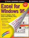 Excel for Windows 95, David C. Gardner and Grace J. Beatty, 1559587369