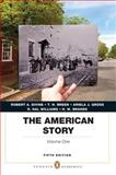 The American Story, Divine, Robert A. and Breen, T. H. H., 0205907369