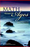 Math Through the Ages, William Berlinghoff and Fernando Gouvea, 0883857367