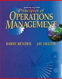 Principles of Operations Management 9780132567367
