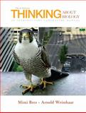 Thinking about Biology : An Introductory Laboratory Manual, Bres, Mimi and Weisshaar, Arnold, 0132307367