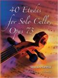 40 Etudes for Solo Cello, Opus 73, David Popper, 0486457362