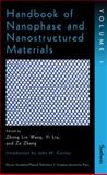 Handbook of Nanophase and Nanostructured Materials Vol. 1 : Synthesis, , 0306467372