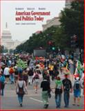 American Government and Politics Today, 2007-2008, Schmidt, Steffen W. and Shelley, Mack C., 0495007374