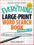 Large-Print Word Search Book, Charles Timmerman, 1440527377