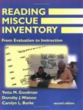 Reading Miscue Inventory : From Evaluation to Instruction, Goodman, Yetta M. and Watson, Dorothy J., 1572747374
