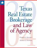 Texas Real Estate Brokerage and Law of Agency : 2004 Update, Jacobus, Charles J. and Stephens, George C., 0324187378