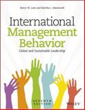 International Management Behavior : Global and Sustainable Leadership, Lane, Henry W. and Maznevski, Martha, 1118527372