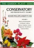 Conservatory and Indoor Plants, Roger Phillips, Martyn Rix, 0333677374