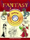 Fantasy, Christy Shaffer, 0486997375