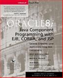 Oracle8i Java Components 9780072127379