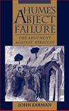 Hume's Abject Failure : The Argument Against Miracles, Earman, John, 0195127374