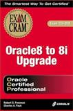 Oracle 8 to 8i Upgrade 9781576107379