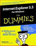 Internet Explorer 5. 5 for Windows for Dummies, Doug Lowe, 0764507389
