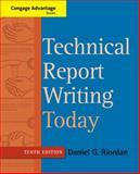 Technical Report Writing Today, Daniel Riordan, 1133607381