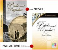 Pride and Prejudice Interactive Whiteboard Resource/Novel Set, Saddleback Educational Publishing, 1616517387