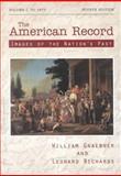 The American Record, Graebner, William and Richards, Leonard L., 0072317388
