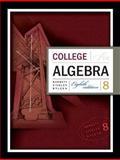 College Algebra, Barnett, Raymond A. and Ziegler, Michael R., 0072867388