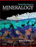 Introduction to Mineralogy, Nesse, William D., 0199827389