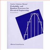 Probability and Random Processes, Leon-Garcia, Alberto, 020155738X