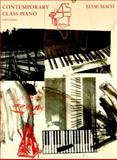 Contemporary Class Piano, Mach, 0155017381