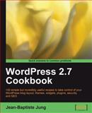 WordPress 2. 7 Cookbook, Jung, Jean-Baptiste, 1847197388