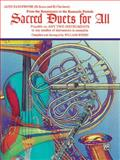 Sacred Duets for All - Alto Saxophone, , 0769217389