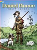 Daniel Boone Coloring Book, Peter F. Copeland, 0486447383