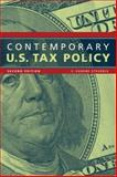 Contemporary U. S. Tax Policy, Steuerle, C. Eugene, 0877667381